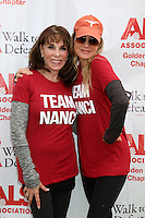 LOS ANGELES, CA - OCTOBER 16: Kate Linder, Renee Zellweger at the ALS Association Golden West Chapter Los Angeles County Walk To Defeat ALS at Exposition Park in Los Angeles, CA on October 16, 2016. Credit: David Edwards/MediaPunch