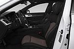 Front seat view of a 2018 Genesis G80 Sport 4 Door Sedan front seat car photos