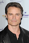 Dylan Neal at 'The Christmas Ornament Premiere' at La Piazza Restaurant at the Grove in Los Angeles, Ca. November 13, 2013