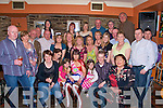 40th Birthday party for Rita Murphy, Castlemaine, was held at John Benneys on Saturday night. She is surrounded with family and friends.