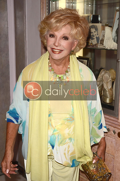 "Ruta Lee<br /> at Rich Little's signing of  ""People I've Known and Been: Little by Little,"" honoring George Burns, Johnny Carson and Dean Martin with a display at the Hollywood Museum of the props he has used to impersonate them over the years, The Hollywood Museum, Hollywood, CA 06-01-18<br /> David Edwards/DailyCeleb.com 818-249-4998"