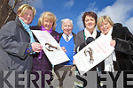 RACING ADVICE: Kerry Parents and Friends in Listowel are organising a Cheltenham Night with horse trainers and jockeys giving top tips on racing as part of a fundraiser on March 8th. From l-r were: Mary Browne, Kathleen Houlihan, Oliver O'Reilly, Bernie Daly and Margaret McAulife.