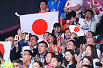 General view, <br /> OCTOBER 10, 2018 - Table Tennis : <br /> Women's Singles Final <br /> during Buenos Aires 2018 Youth Olympic Games <br /> at TECNOPOLIS PARK in Buenos Aires, Argentina. <br /> (Photo by Naoki Nishimura/AFLO SPORT)