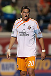 05 June 2009: Houston's Geoff Cameron. The Houston Dynamo defeated the Chicago Fire 1-0 at Toyota Park in Bridgeview, Illinois in a regular season Major League Soccer game.