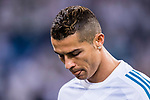 Cristiano Ronaldo of Real Madrid in training prior to the La Liga 2017-18 match between Real Madrid and UD Las Palmas at Estadio Santiago Bernabeu on November 05 2017 in Madrid, Spain. Photo by Diego Gonzalez / Power Sport Images