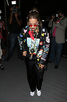 WEST HOLLYWOOD, CA - August 23: Rita Ora, At TINGS Hosts 'Secret Party' Launch Celebrating Cover Star Cameron Dallas At Nightingale In California on August 23, 2017. Credit: FS/MediaPunch