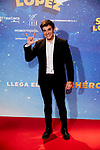 Luis Larrodera attends to Super Lopez premiere at Capitol cinema in Madrid, Spain. November 21, 2018. (ALTERPHOTOS/A. Perez Meca)