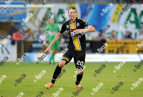 2014-07-26 / Voetbal / seizoen 2014-2015 / KVC Westerlo - Sporting Lokeren / Hans Vanaken<br /><br />Foto: mpics.be