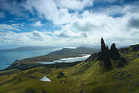 The Old Man of Storr, Isle of Skye, Inner Hebrides, Highland<br /> <br /> Copyright www.scottishhorizons.co.uk/Keith Fergus 2011 All Rights Reserved