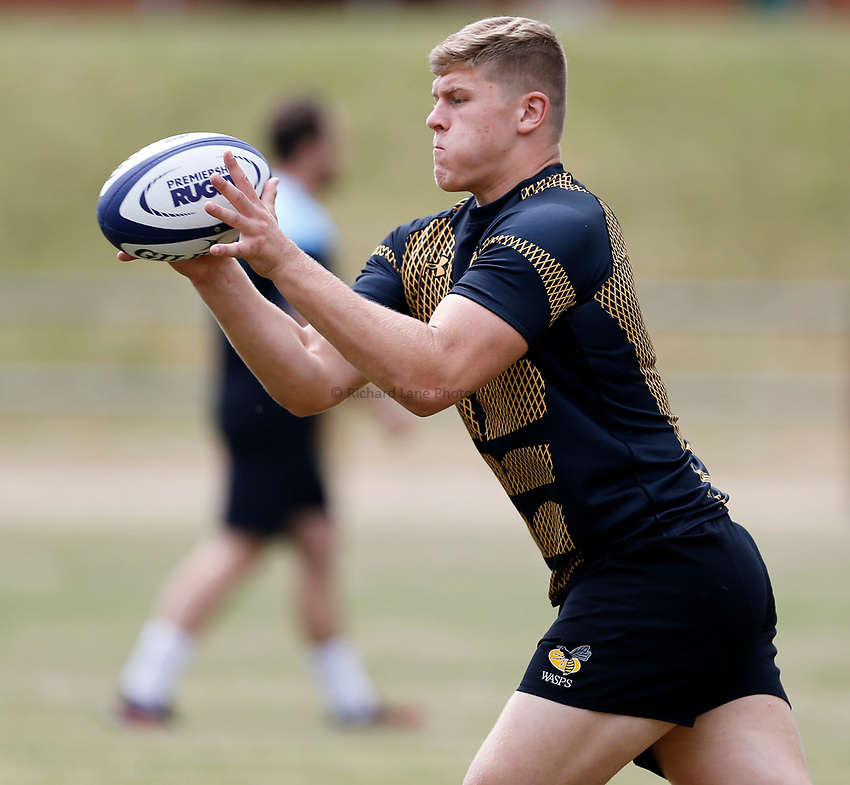 Photo: Richard Lane Photography. Wasps Training. 10/07/2017. Wasps' Jack Willis.