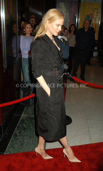 WWW.ACEPIXS.COM . . . . .  ....NEW YORK, APRIL 19, 2005....Nicole Kidman at the Time 100 Dinner celebrating Time Magazine's 100 Most Influential People Issue held at Time Warner Center.....Please byline: KRISTIN CALLAHAN - ACE PICTURES.... *** ***..Ace Pictures, Inc:  ..Craig Ashby (212) 243-8787..e-mail: picturedesk@acepixs.com..web: http://www.acepixs.com