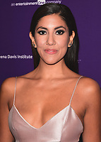 """WEST HOLLYWOOD - FEBRUARY 21:  Stephanie Beatriz at Los Angeles screening of """"Half Magic"""" at The London West Hollywood on February 21, 2018 in West Hollywood, California.(Photo by Scott Kirkland/PictureGroup)"""