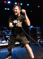Napalm Death at Barge to Hell 2012
