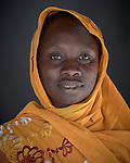 Sakma Jarnba participates in a Catholic Church-run women's center in Gidel, a village in the Nuba Mountains of Sudan. The area is controlled by the Sudan People's Liberation Movement-North, and frequently attacked by the military of Sudan. The Catholic center helps women earn incomes that increase their status in the family and community.