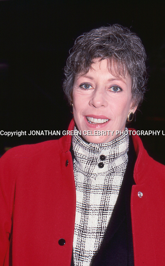 Carol Burnett 1987 by Jonathan Green