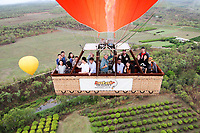20171022 22 October Hot Air Balloon Cairns