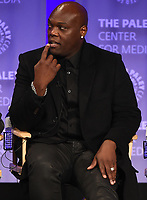 "HOLLYWOOD, CA - MARCH 17: Peter Macon at the PaleyFest 2018 - ""The Orville"" panel at the Dolby Theatre on March 17, 2018 in Hollywood, California. (Photo by Scott Kirkland/Fox/PictureGroup)"