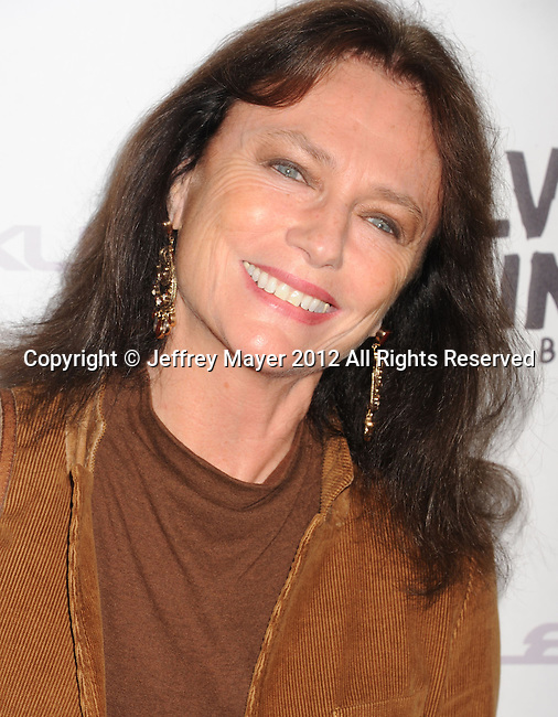 BEVERLY HILLS, CA - NOVEMBER 19: Jacqueline Bisset arrives at the 'Silver Linings Playbook' - Los Angeles Special Screening at the Academy of Motion Picture Arts and Sciences on November 19, 2012 in Beverly Hills, California.