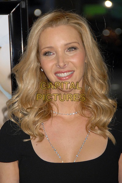 "LISA KUDROW.""P.S. I Love You"" Los Angeles Premiere at Grauman's Chinese Theatre, Hollywood, California, USA,.9 December 2007..portrait headshot.CAP/ADM/BP.©Byron Purvis/AdMedia/Capital Pictures."