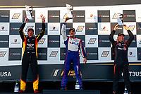 GT3 Race 1, Platinum Masters Podium, #99 Kelly-Moss/AM Motorsports, Porsche 991 / 2019, GT3P: Alan Metni (M), #68 Topp Racing, Porsche 991 / 2017, GT3P: Jeff Mosing (M), #42 Topp Racing, Porsche 991 / 2018, GT3P: Bill Smith (M)