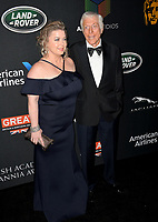 Dick Van Dyke &amp; Arlene Silver at the 2017 AMD British Academy Britannia Awards at the Beverly Hilton Hotel, USA 27 Oct. 2017<br /> Picture: Paul Smith/Featureflash/SilverHub 0208 004 5359 sales@silverhubmedia.com