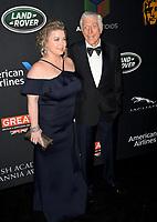 Dick Van Dyke &amp; Arlene Silver at the 2017 AMD British Academy Britannia Awards at the Beverly Hilton Hotel, USA 27 Oct. 2017<br /> Picture: Paul Smith/Featureflash/SilverHub 0208 004 5359 sales@silverhubmedia.com