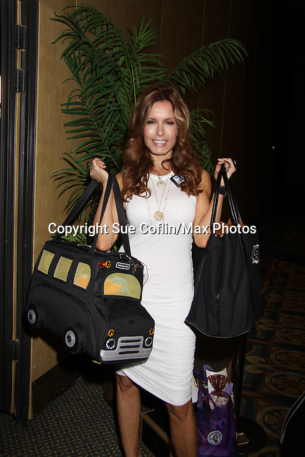 Tracey Bregman in the gifting suite at the 38th Annual Daytime Entertainment Emmy Awards 2011 held on June 18, 2011 at the Las Vegas Hilton, Las Vegas, Nevada. (Photo by Sue Coflin/Max Photos)