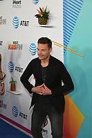 Ryan Seacrest at the Wango Tango by AT&T at Banc of California Stadium 06/03/18