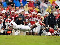 Mohammed Sanu - Rutgers<br /> <br /> Copyright Alan P. Santos
