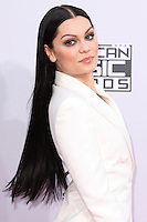 LOS ANGELES, CA, USA - NOVEMBER 23: Jessie J arrives at the 2014 American Music Awards held at Nokia Theatre L.A. Live on November 23, 2014 in Los Angeles, California, United States. (Photo by Xavier Collin/Celebrity Monitor)