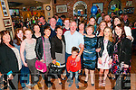 60th Birthday : Mike Duggan, Listowel celebrating his 60th birthday with family & friends at Brosnan's Bar, Listowel on Saturday night last.