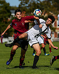 1st XI Football, Kings College vAvondale, Kings College, Auckland, New Zealand.Saturday 6 May 2017. Photo: Simon Watts/www.bwmedia.co.nz for Kings College