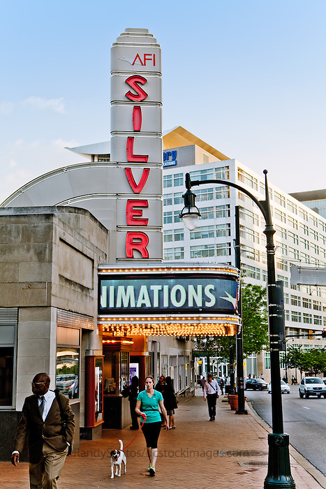 Downtown Silver Spring MD