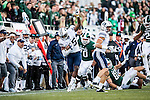 16FTB at Michigan State 1736<br /> <br /> 16FTB at Michigan State<br /> <br /> BYU Football at Michigan State<br /> <br /> BYU-31<br /> MSU-14<br /> <br /> October 8, 2016<br /> <br /> Photo by Jaren Wilkey/BYU<br /> <br /> &copy; BYU PHOTO 2016<br /> All Rights Reserved<br /> photo@byu.edu  (801)422-7322