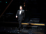 Billy Ray Cyrus making his Broadway Debut Curtain Call  in 'Chicago' at the Ambassador Theatre in New York City on 11/05/2012