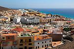 Morro Jable town, Jandia peninsula, Fuerteventura, Canary Islands, Spain