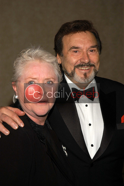 Susan Flannery and  Joe Mascolo