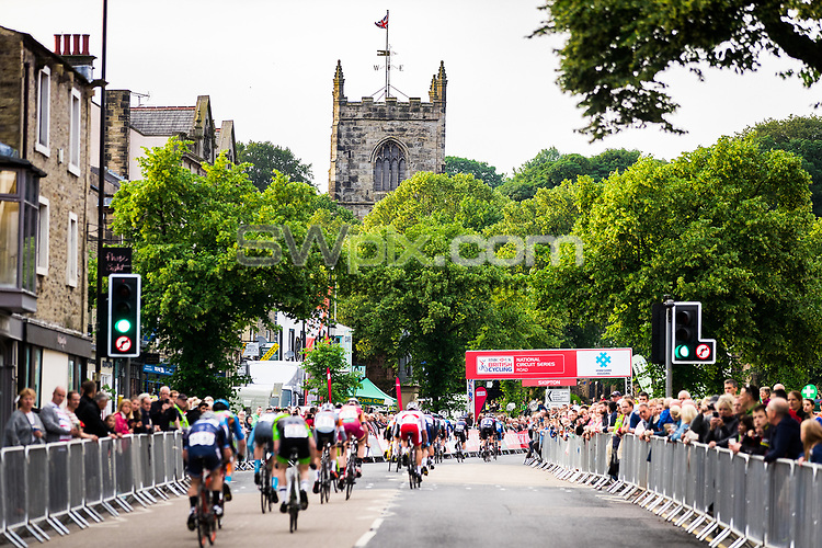 Picture by Alex Whitehead/SWpix.com - 06/07/2017 - British Cycling - HSBC UK National Circuit Series - Skipton Grand Prix - Skipton, Yorkshire, England.