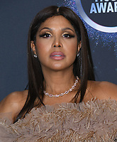 24 November 2019 - Los Angeles, California - Toni Braxton. 2019 American Music Awards - Press Room held at Microsoft Theater. Photo Credit: Birdie Thompson/AdMedia