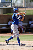 Eric Hosmer - Kansas City Royals 2009 Instructional League. .Photo by:  Bill Mitchell/Four Seam Images..