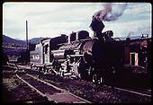&quot;276-26 the evening sun spotlights 2-8-2 No. 476, the engine that hauls the &quot;Silverton.&quot;<br /> D&amp;RGW    Taken by Owen, Mac - 6/1975