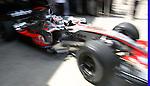 Fernando Alonso (ESP)  McLaren Mercedes MP4/22..Motor Racing - F1 - Testing - Thu 21 Jun 2007 - Silverstone - Northamptonshire..© CameraSport - 43 Linden Ave. Countesthorpe. Leicester. England. LE8 5PG - Tel: +44 (0) 116 277 4147 - admin@camerasport.com - www.camerasport.com