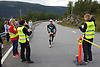 .Race number 127 Serge Pellegry - Norseman 2012 - Photo by Justin Mckie Justinmckie@hotmail.com
