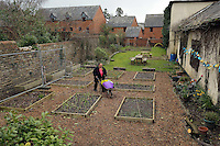 2016 03 04 Community Garden at Tredegar House,Newport, UK