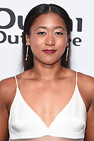 LONDON, UK. June 28, 2019: Naomi Osaka arriving for the WTA Summer Party 2019 at the Jumeirah Carlton Tower Hotel, London.<br /> Picture: Steve Vas/Featureflash