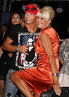 Bret Michaels Ivana Trump<br /> 2011<br /> Photo By John Barrett/PHOTOlink
