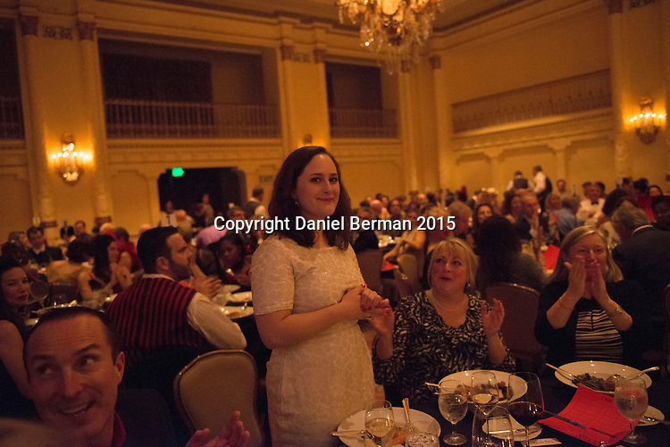 French American School of Puget Sound 20th Anniversary Gala Saturday March 28, 2015 at the Fairmont Olympic Hotel in Seattle. Photo by Daniel Berman/www.bermanphotos.com