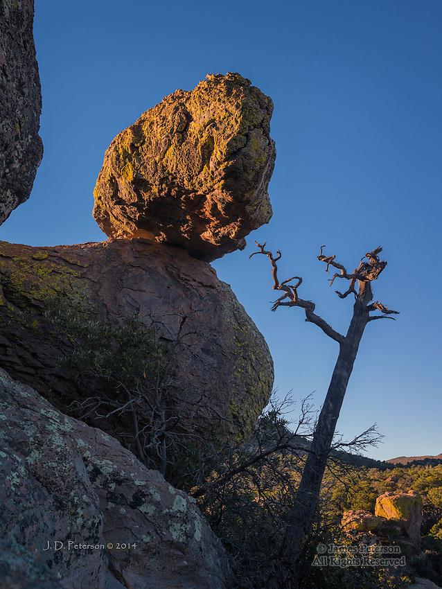 Balanced Rock, Chiricahua National Monument, Arizona