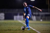 Miami, FL - Tuesday, October 15, 2019:  Sam Vines #20 during a friendly match between the USMNT U-23 and El Salvador at FIU Soccer Stadium.