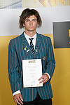 Boys Touch winner Trent Wallace. ASB College Sport Young Sportperson of the Year Awards 2007 held at Eden Park on November 15th, 2007.